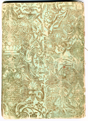 A Copiale Cipher borítója