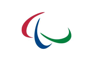 A paralimpiai játékok jelvénye