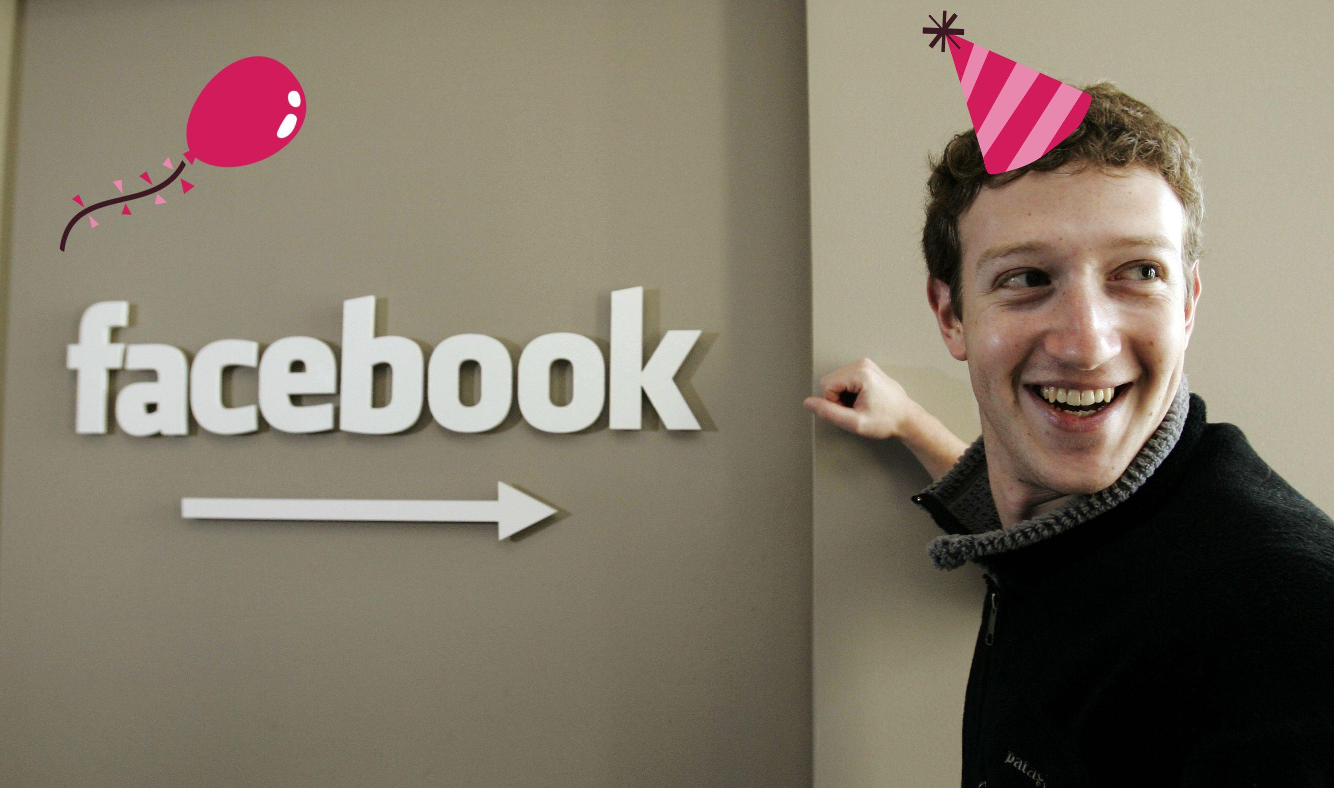 boldog szülinapot facebook Nyelv és Tudomány  Főoldal   Boldog születésnapot, Mark Zu izé  boldog szülinapot facebook
