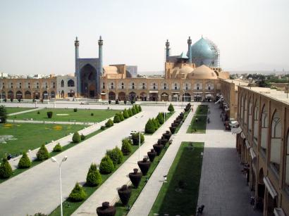 Iszfahán főtere