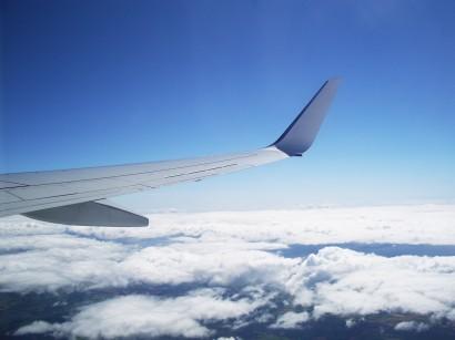 Kilátás a felhők fölött