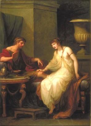 Odüsszeusz és Kirké