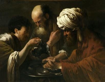 pilatus Öt szólás, amely a húsvéthoz kötődik