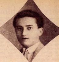 Schwartz Viktor portéja a Tolnai Világlapja 1931. március 11-i számában