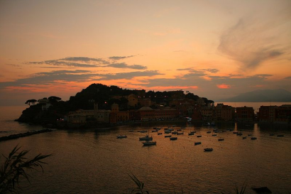 Talán a legszebb olasz szó: naplemente