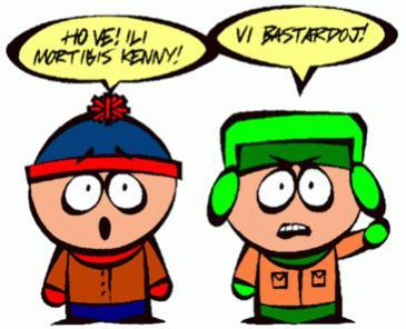 Több híresség is beszél eszperantóul